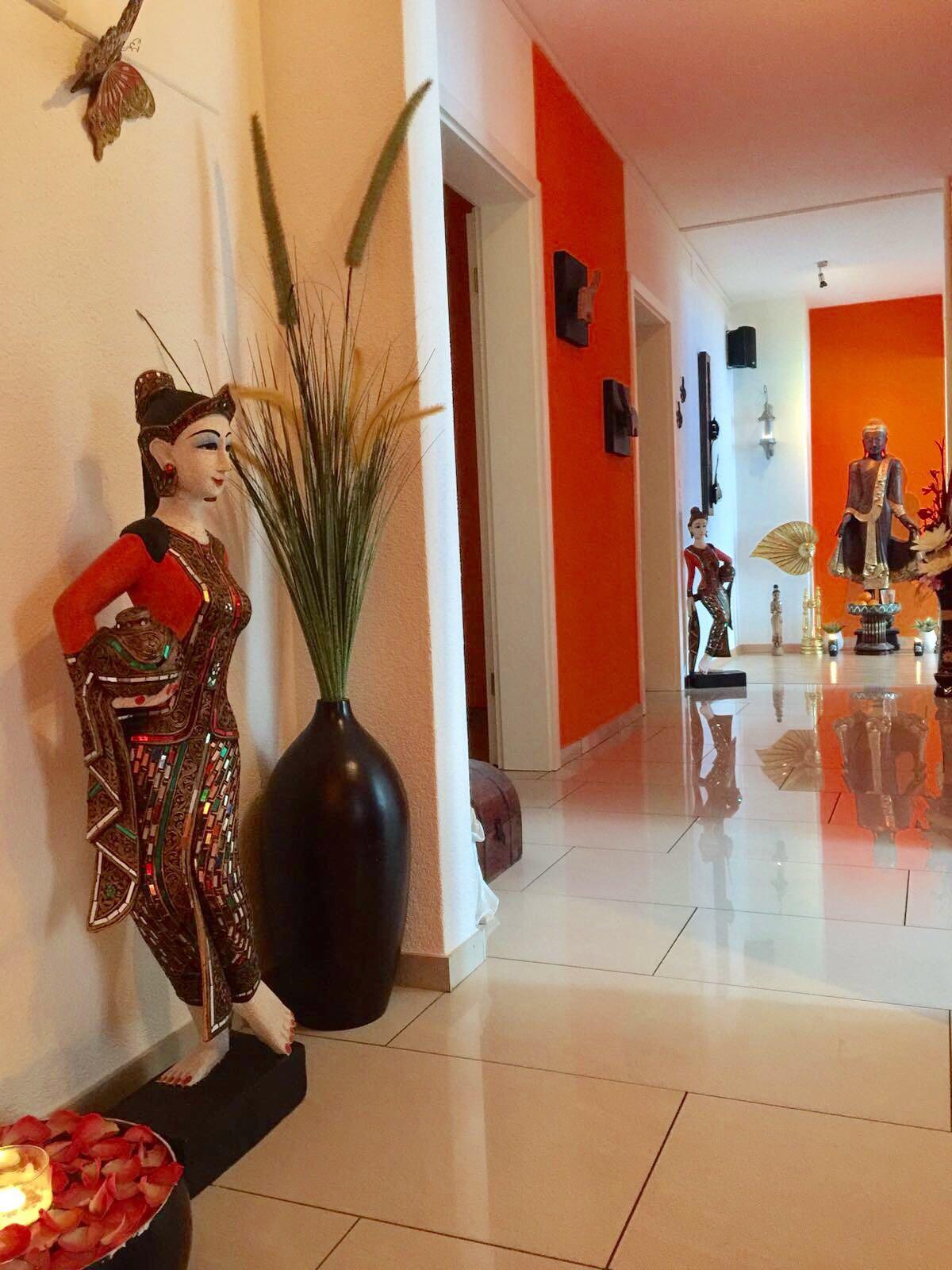 Öffnungszeiten - Thai Massage Nina